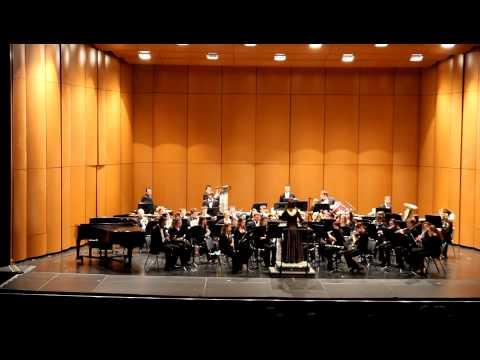 Epinicion - John Paulson - Central Connecticut State University Symphonic Band