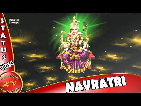Chaitra Navratri Wishes,Whatsapp Video,Greetings,Animation,Download, Happy Navratri 2019