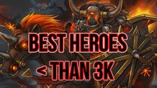 The best heroes to play right now if you are HERALD (patch 7...