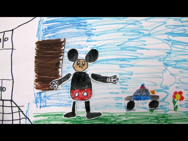 Mickey & Mouse/ Ο Μίκυ και ο Ποντικός [Γιώργος]