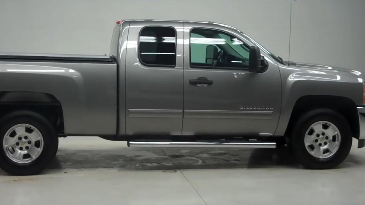 2013 Chevrolet Silverado 1500 Extended Cab Short Box Ltwww