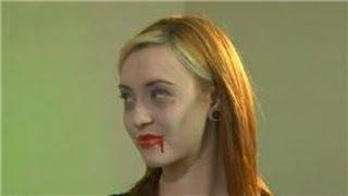 Makeup Artist Tips : Instructions for Vampire Makeup