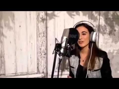 Sia  - Chandelier  - Cover Benedetta Caretta