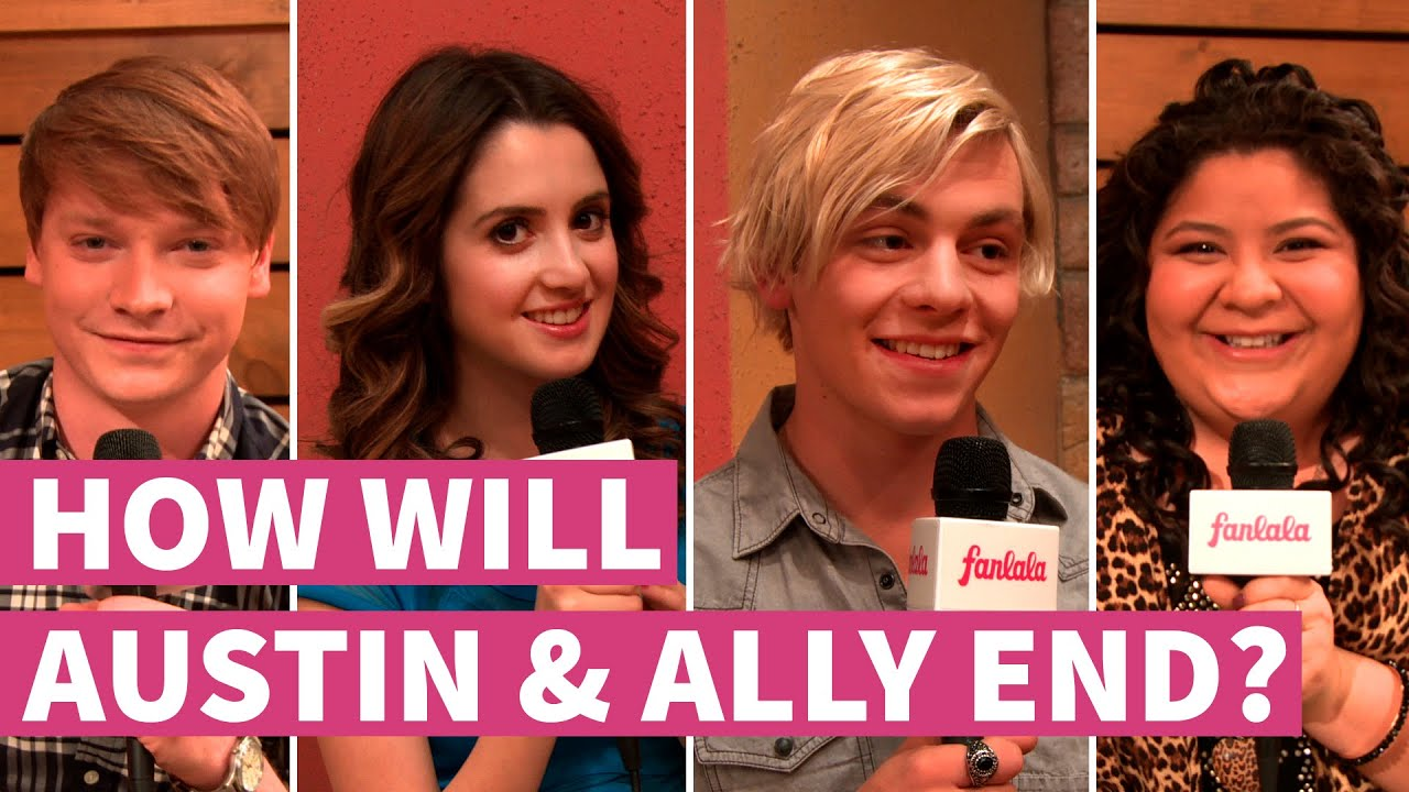 ally and austin ending a relationship
