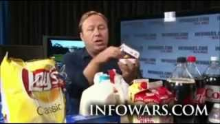 Dangers of Aspartame - GMO - Alex Jones