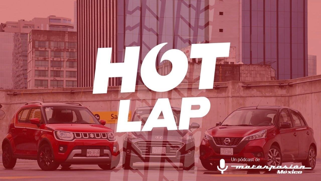 Hot lap #6: Nissan March vs. Suzuki Ignis vs. Hyundai Grand i10 ⚔️ ¡Armamos el duelo!