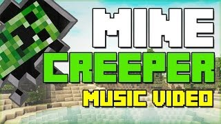 Minecraft - Midnight Creeper! Official Music Video