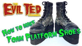 Download lagu How To Make Foam Platform Shoes.