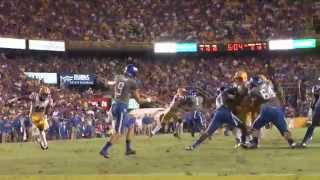 Raw LSU-Kentucky Highlights 10-18-2014