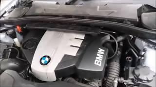 BMW 118 2 0D N47 NAPRAWA SILNIKA PO ZERWANIU ŁAŃCUCHA WYMIANA ŁAŃCUCHA ROZRZĄDU MECHANIK MATEUSZ