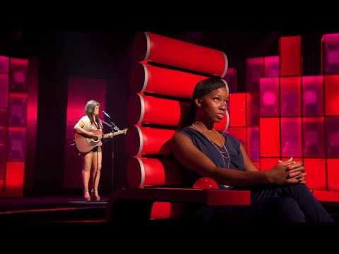 The Voice of Ireland Series 3 Ep1 - Ruth McSweeney Blind Audition