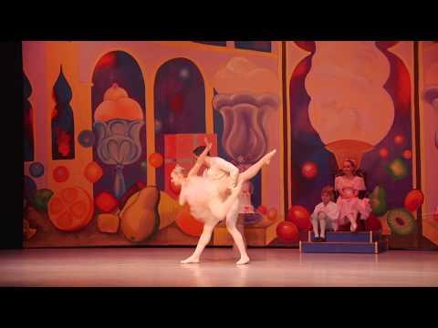 Brevard Ballet Academy The Nutcracker Ballet 2017