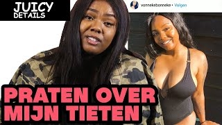 VONNEKEBONNEKE: IK WAS LONER OP PLATTELAND | JUICY DETAILS - JUICE