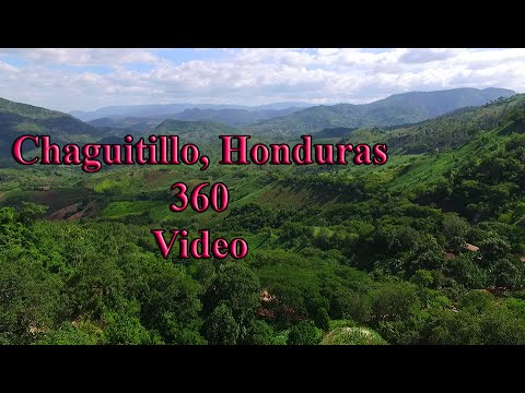 Traveling in the mountains of Honduras with a 360 VR camera, near Chaguitillo