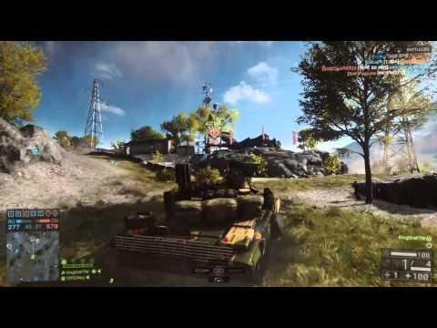 #Battlefield 4 Can't Talk on The Phone & Drive A Tank .. @TheOfficialWGH @KingDreFTW