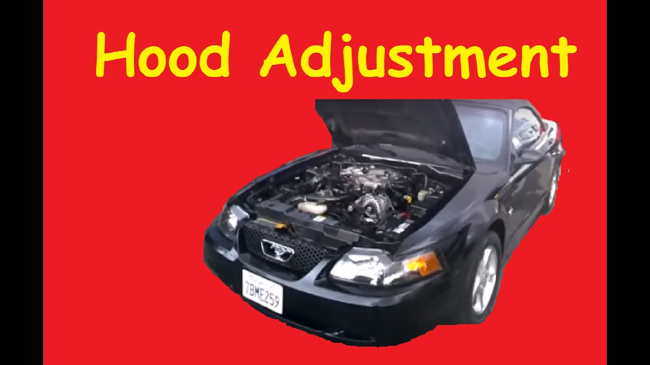 hood adjustment diy fix crooked alignment how to video youtube rh youtube com Acura TL Grill Fast Acura TL