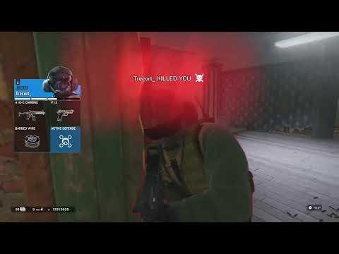 Rainbow Six Siege|RANKED|ROAD TO PLAT