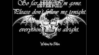 Avenged Sevenfold - I Won