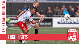 Noordwijk - HHC Hardenberg | Speelronde 12 Tweede Divisie | NOORDWIJK TV