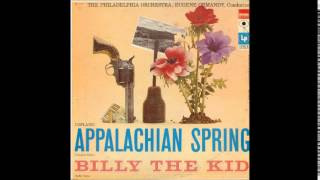 Copland Billy the Kid (Ormandy, 1955)