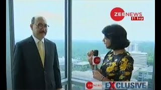 Howdy Modi: Harsh V Shringla Exclusively talks to Zee News