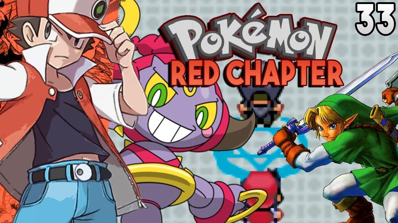 Pokemon adventure red chapter hack walkthrough