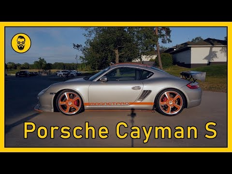 Porsche Cayman S en gatbil med banpotential, Avsnitt 24