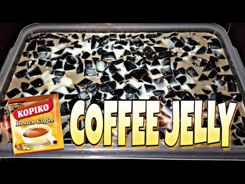 COFFEE JELLY With KOPIKO BROWN | MYSTYLE | SIMPLENG LUTONG BAHAY | CHERYL MARQUEZ..