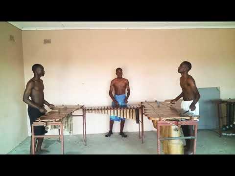 Kure Remix Official Videomarimba Cover Ishan Fit Ti Gonzi, Jah Love..🎶🎵 Summer Hits Songs