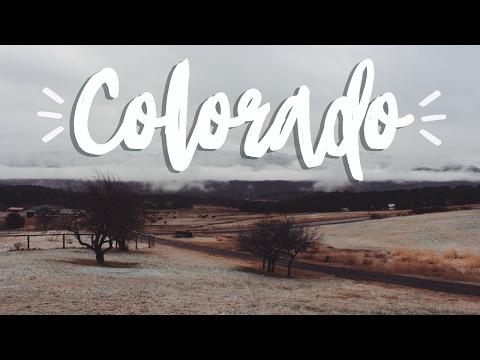 A Week In Colorado l Montage