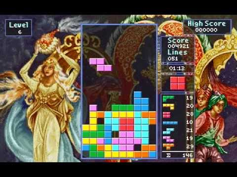 Classic Tetris World Championship October 19thst