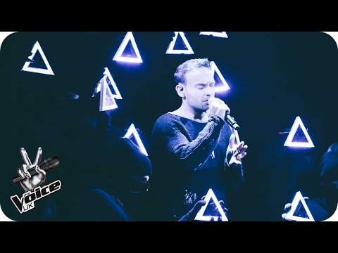 Kevin Simm performs 'Stay': The Live Final - The Voice UK 2016