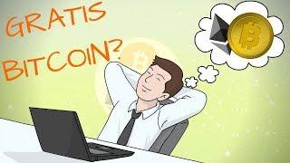 BITCOINS VERDIENEN - Top 5 Wege um Bitcoin, Ether & Co zu verdienen ohne investieren zu müssen