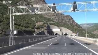 Nurdağı Bahçe Arası Otoyol Viyadükler Tüneller Gurubu Between Highway Viaducts, Tunnels Group