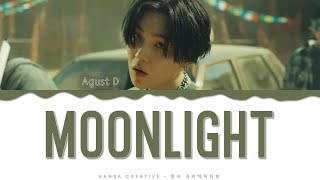 Download song Agust D  - 'Moonlight'  Lyrics Color Coded  (HAN/ROM/ENG)