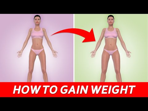 How to Gain Weight Naturally In Less Than a Month