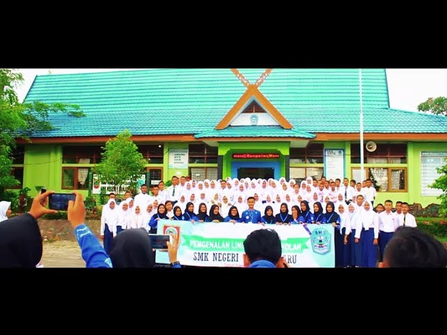 Masa Pengenalan Lingkungan Sekolah SMKN 1 BANJARBARU 2018/2019