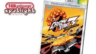 Spotlight Video Game Review - Crazy Taxi 3: High Roller (XBOX)
