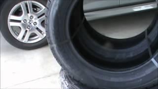 Buying car tires online