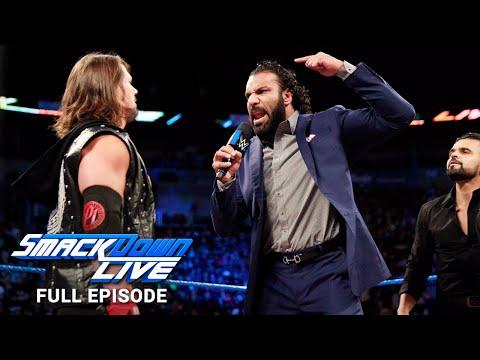WWE SmackDown LIVE Full Episode, 17 October 2017
