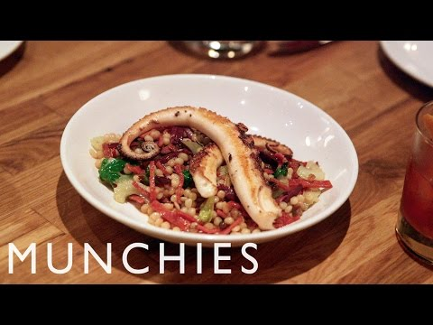 Charcuterie, Wine, & Meat Pie: Chef's Night Out With Tien Ho in NYC