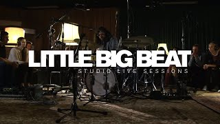 JOSH DION - VISION COMPLETE (A PARIS MONSTER SONG) - STUDIO LIVE SESSION - LITTLE BIG BEAT STUDIOS