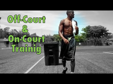 How To Combine Vertical Jump Training With Basketball Training   Dre Baldwin