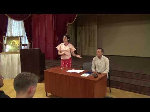 """Работа """"Православного родительского комитета"""""""