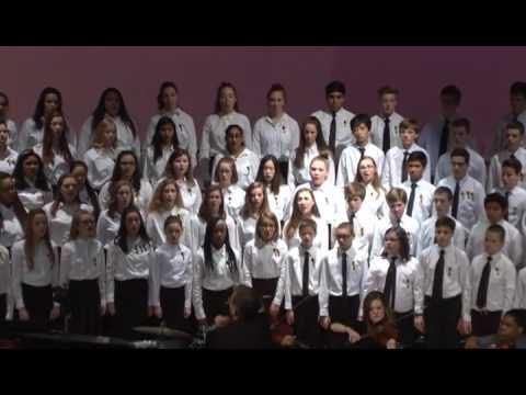 Maryland State Junior Chorus 2017