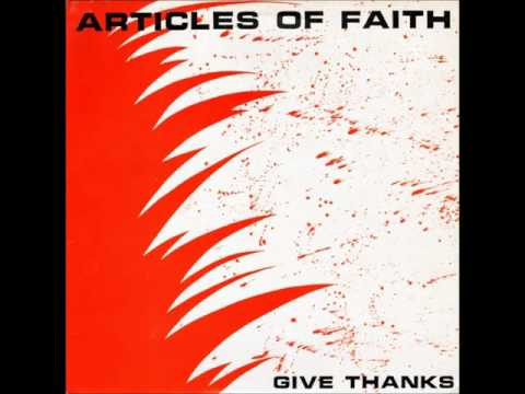 Articles of Faith - Give Thanks