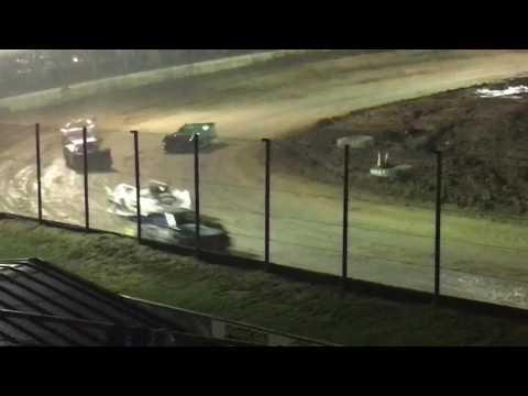 Kajun Mini Stock Feature at Jackson Motor Speedway 8/13/2016