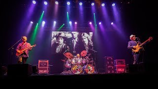 The Music Of Cream - An Interview with Will Johns and Malcolm Bruce
