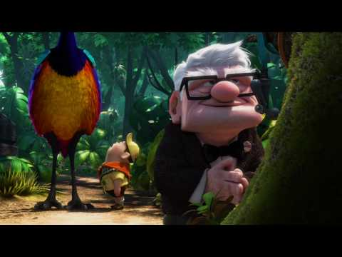 Meet Kevin- Exclusive scene from UP!