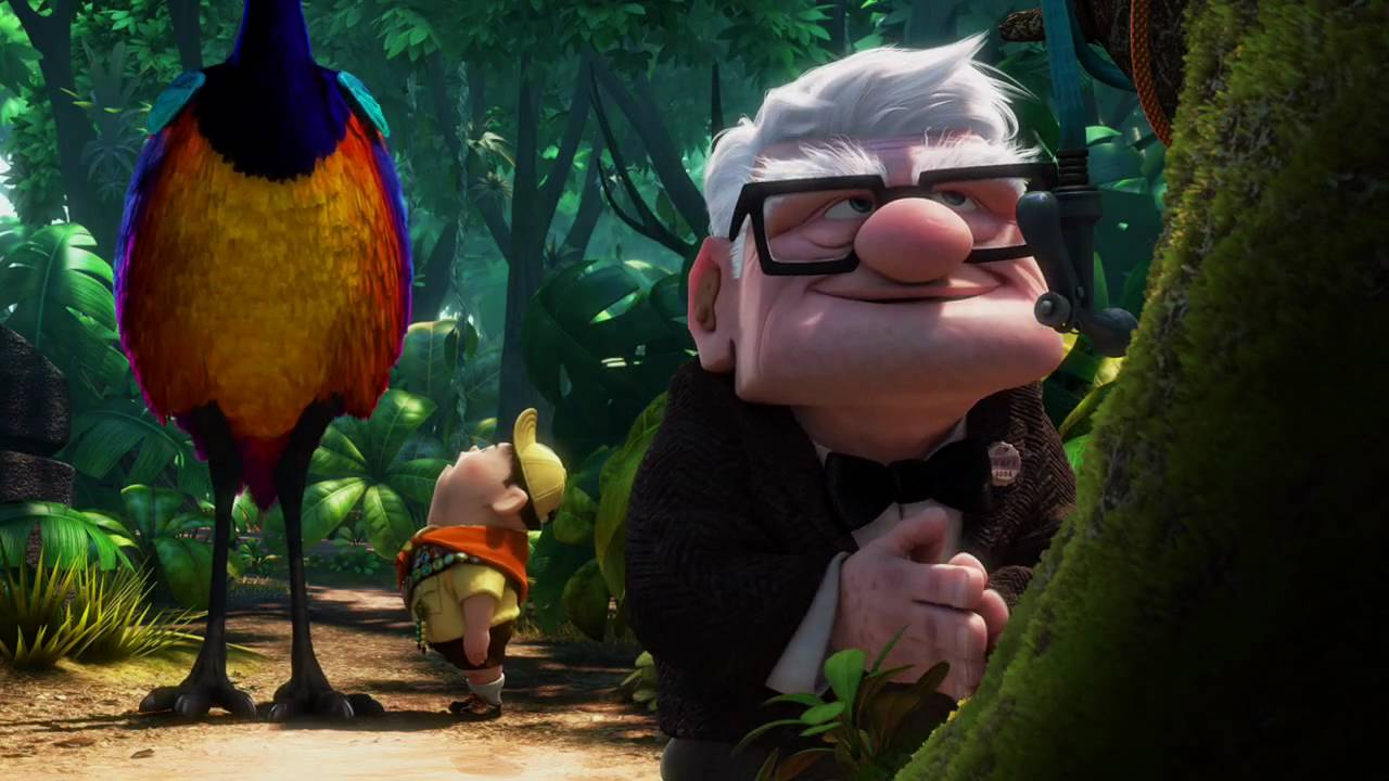 Meet Kevin- Exclusive scene from UP! - YouTube